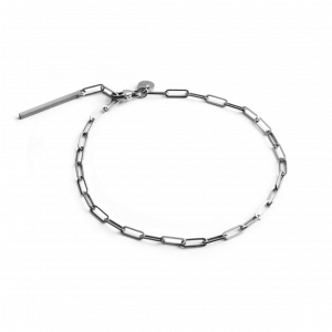 Stretched Chain Bracelet