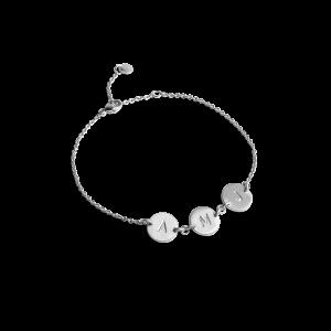 Lovetag Bracelet with 3 Lovetags