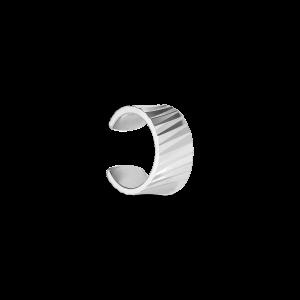 Wide Reflection cuff, sterlingsølv