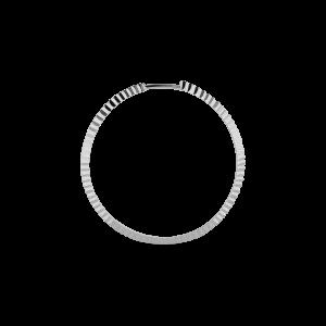 Reflection Midi hoop, sterlingsølv