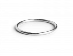 Simple Ring, sterlingsølv