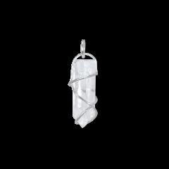F+E Crystal Pendant, sterlingsølv