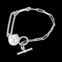 Salon Pearl Armbånd, sterlingsølv