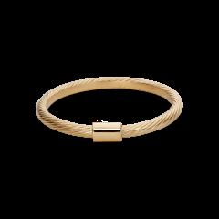 Small Salon Ring, forgylt sterlingsølv