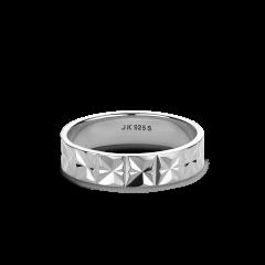 Medium Reflection ring, sterlingsølv