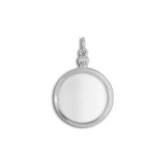 Souvenir Medallion, Sterlingsølv
